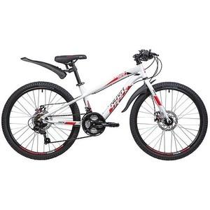 Велосипед 2-х колесный NOVATRACK 24 PRIME 13 белый 24AHD.PRIME.13WT9 велосипед novatrack prime белый 16