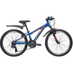 Велосипед 2-х колесный NOVATRACK 24 EXTREME 11 синий 24AHV.EXTREME.11BL9