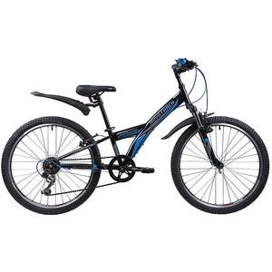 Фото - Велосипед 2-х колесный NOVATRACK 24 RACER сталь.рама 10 черный 24SH6V.RACER.10BK9 велосипед novatrack racer черный 24 рама 10