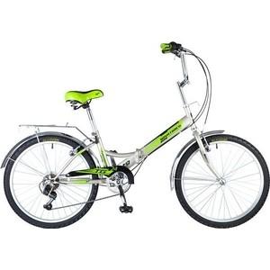 Велосипед 2-х колесный NOVATRACK 24 складной серый 24FTG6SV.GR8