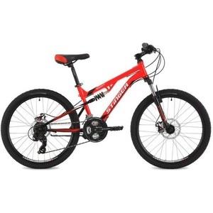 Велосипед 2-х колесный Stinger 24 Discovery D 14 красный 24SFD.DISCOD.14RD8 цена