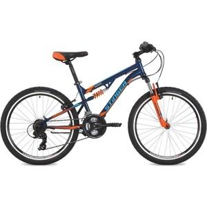 Велосипед 2-х колесный Stinger 24 Discovery 14 синий 24SFV.DISCO.14BL8