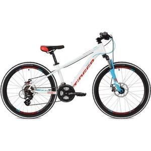Велосипед 2-х колесный Stinger 24 Magnet Std 14 белый 24AHD.MAGNESTD.14WH8 лесенка trango trango 5 6 шагов