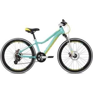 Велосипед 2-х колесный Stinger 24 Fiona Std 12 белый 24AHD.FIONASTD.12GN8 stinger stinger велосипед fiona kid 20