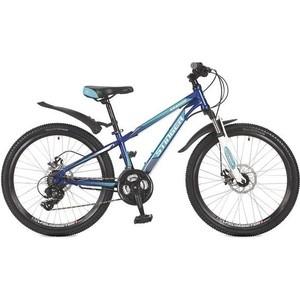 Велосипед 2-х колесный Stinger 24 Aragon 12 5 синий 117357 24SHD.ARAGON.12BL7