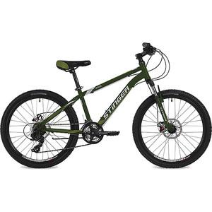Велосипед 2-х колесный Stinger 24 Aragon 14 зеленый 24SHD.ARAGON.14GN9