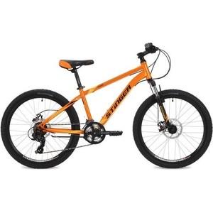 Велосипед 2-х колесный Stinger 24 Aragon 14 оранжевый 24SHD.ARAGON.14OR8 велосипед stinger aragon 24 2019
