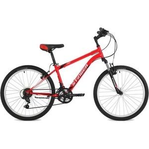 Велосипед 2-х колесный Stinger 24 Caiman 12 5 красный 24SHV.CAIMAN.12RD8 велосипед stinger caiman 24 2018