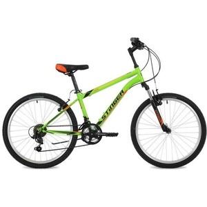 Велосипед 2-х колесный Stinger 24 Caiman 14 зеленый 24SHV.CAIMAN.14GN8