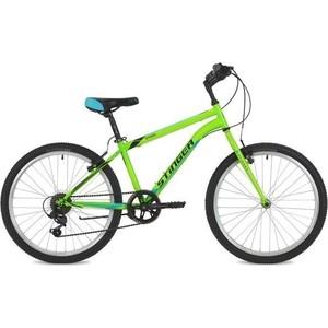 Велосипед 2-х колесный Stinger 24 Defender 12 5 зеленый 24SHV.DEFEND.12GN8