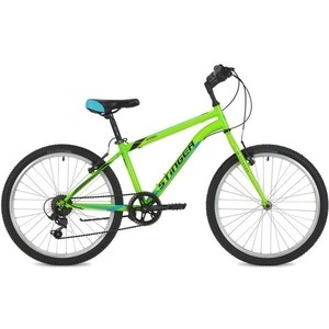 Велосипед 2-х колесный Stinger 24 Defender 14 зеленый 24SHV.DEFEND.14GN8
