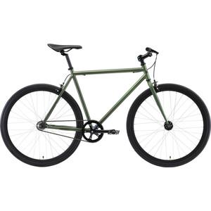 Велосипед Black One Urban 700 зеленый/черный 23