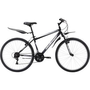 Велосипед Challenger Agent 26 черный/серый белый 20