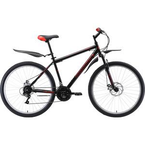 Велосипед Challenger Agent 27.5 D черный/вишневый 20''