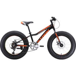 Велосипед Stark 18 Rocket Fat 20.1 D черный/оранжевый