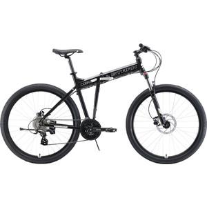 цена на Велосипед Stark Cobra 27.3 HD (2019) черный/белый 18