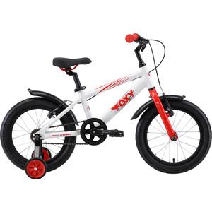 Велосипед Stark 19 Foxy 16 белый/красный/серый