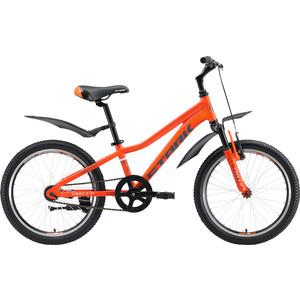 Велосипед Stark Rocket 20.1 S оранжевый/серый/белый