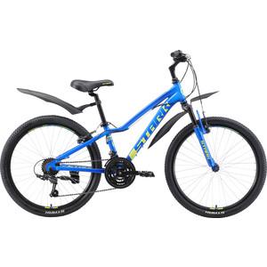 Велосипед Stark 19 Rocket 24.1 V голубой/зеленый