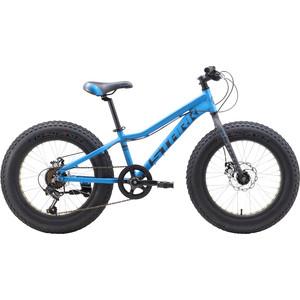 Велосипед Stark 19 Rocket Fat 20.1 D голубой/черный/серый