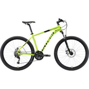 Велосипед Stark Router 27.4 D (2019) зеленый/черный 20
