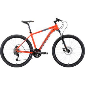 Велосипед Stark Router 27.4 HD (2019) оранжевый/серый 20