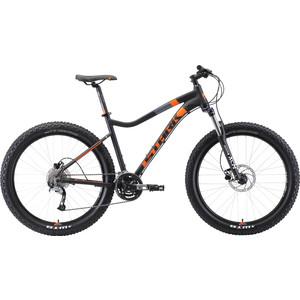 Велосипед Stark 19 Tactic 27.5 + HD черный/оранжевый 21