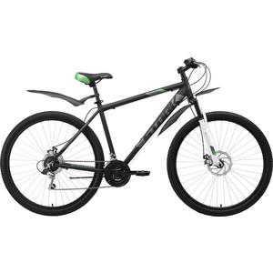 Велосипед Stark Tank 29.1 D (2019) черный/серый/зеленый 22
