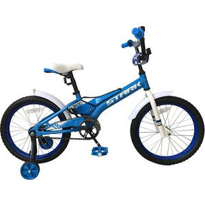 Велосипед Stark 19 Tanuki 18 Boy голубой/белый