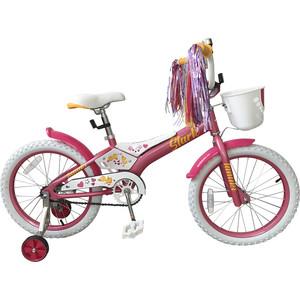 Велосипед Stark 19 Tanuki 18 Girl розовый/белый