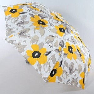 Зонт женский 3 складной ArtRain 3915-5007