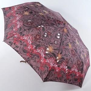 цена на Зонт женский 3 складной ArtRain 3915-5073