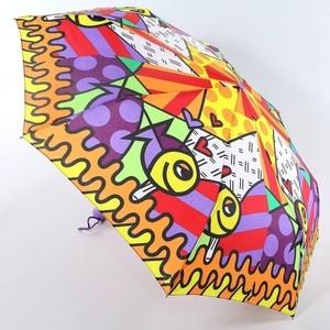 Зонт женский 3 складной ArtRain 3915-5519