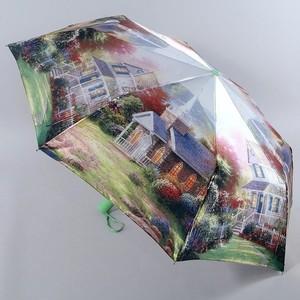 Зонт 3 сложения Magic Rain 4333-1601