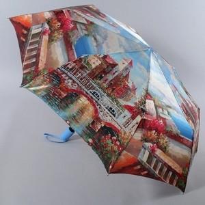 Зонт 3 сложения Magic Rain 4333-1602