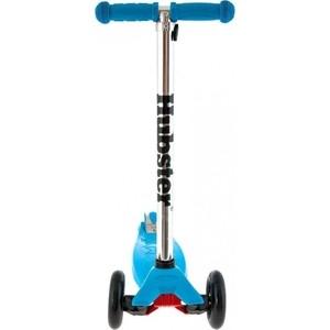 цена на Самокат 3-х колесный Hubster Maxi синий (во2250)