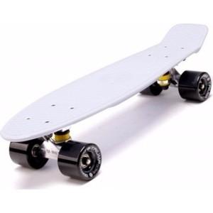 Скейтборд Triumf Active 22 TLS-402 белый с черными колесами century tls a01