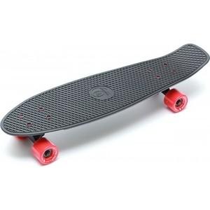 Скейтборд Triumf Active 22 TLS-402 черный с красными колесами century tls a01