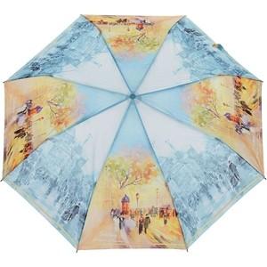 Зонт женский 3 складной Zest 239455-11 zest zest 23742 3
