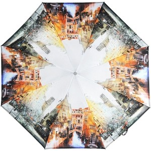 Зонт женский 3 складной Zest 239555-13 zest zest 23742 3