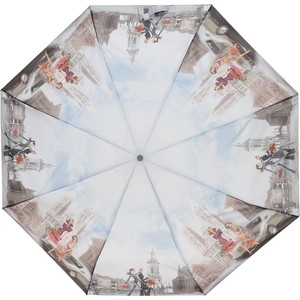 Зонт женский 3 складной Zest 23995-9105 thule clipon high 9105