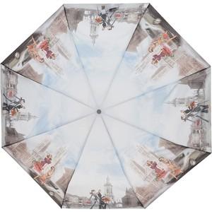 Зонт женский 3 складной Zest 23995-9105 zest zest 23742 3