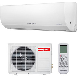 Инверторная сплит-система Shivaki SSH-L079DC/SRH-L079DC