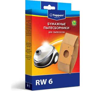 Мешки для пылесоса Topperr RW6 (Rowenta)