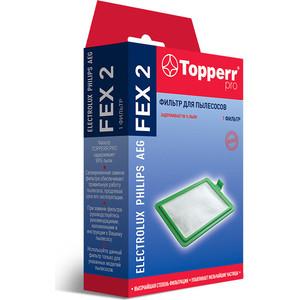 Фильтр для пылесосов Topperr 1164 FEX 2