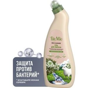 Чистящее средство BioMio Чайное дерево для унитаза, экологичное 750 мл
