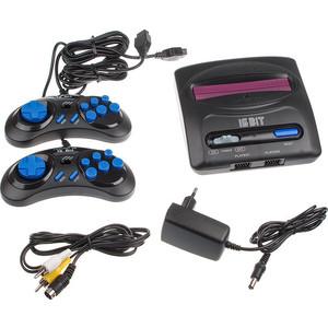 Игровая приставка Sega Magistr Drive 2 Little black + контроллер (160 игр)