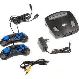 Игровая приставка Sega Magistr Drive 2 Little black (98 игр)