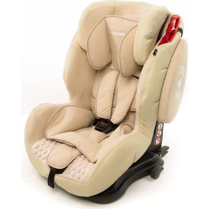 Автокресло Capella 9-36 кг ISOFIX, SPS, группа 1-2-3, Biege (беж) 90100185625 child car safety seat cybex solution m fix sl 2 3 15 36 kg 3 up to 12 years isofix chair baby car seat kidstravel group 2 3