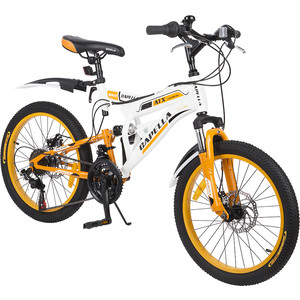 Велосипед 2-х колесный Capella (оранжевый+белый) GL000432796